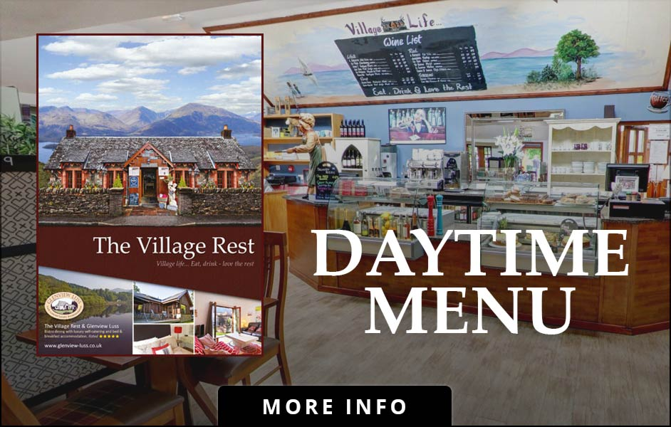 Daytime Dinning at the Village Rest
