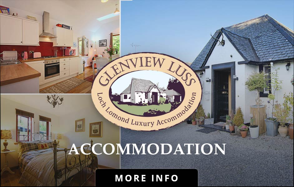 Accommodation in luss